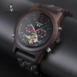$enCountryForm.capitalKeyWord Australia - Bobo Bird Automatic Skeleton Mechanical Watches Men Wooden Luxury Watch Self Wind Relógio Masculino Automatic Y19062004