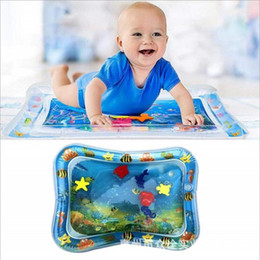 bedding padding Australia - Inflatable Water Cushion Baby Pad Water Cushion Water Cushion inflatable toys baby Home Mats Seat Infant summer Play Mats Beach Bed TL962