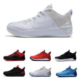 2019 Kobe 12 A.D EP Basketball Shoes For Men Kobe Bryant Kobes xii Elite  Sports KB 12s Elite Low Sports Trainers Sneakers 9e0f2687e