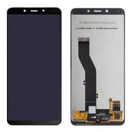 motorola lcd Canada - Lcd Digitizer for LG K20 2019 K8+ K8 PLUS With 5.45 Inch IPS Lcd Capacitive Touch Screen Assembly Replacement Parts No Frame Black