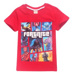 736ecbae Teen girls T shirTs online shopping - Boys And Girls Fortnite T Shirt For  Teen Kids
