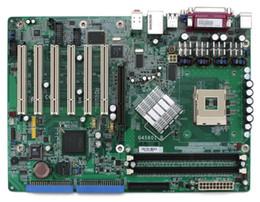 478 Motherboards Australia - G4S600-B G4S601-050 478 needles 865G industrial equipment machine motherboard