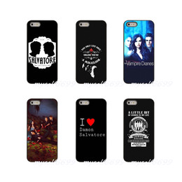 $enCountryForm.capitalKeyWord Australia - The Vampire Diaries Hard Phone Case Cover For Samsung Galaxy Note 3 4 5 8 S2 S3 S4 S5 MINI S6 S7 edge S8 S9 Plus