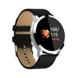 $enCountryForm.capitalKeyWord Australia - Q8 Sports Smart Bracelet Color Screen Smartwatch Waterproof Bluetooth Heart Rate Wrist Watch