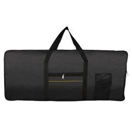 $enCountryForm.capitalKeyWord Australia - Portable 61-Key Keyboard Electric Piano Padded Case Gig Bag Oxford Cloth