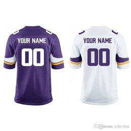 72f047ae3 Custom Men Youth Women Minnesota Adam Thielen Stefon Diggs Harrison Smith  Kirk Cousins Kyle Rudolph Xavier Rhodes Vikings Elite Game Jersey