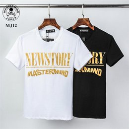 Wholesale champions t shirt online – design Luxury fashion men s hip hop T shirt high quality D printing jogger champion T shirt casual black and white T shirt HMT104