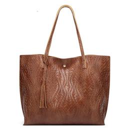 Discount leopard print goods - good quality Women's Handbag Leopard Print European American Fashion Tassel Handbag Large Capacity Handbags Bags Fo