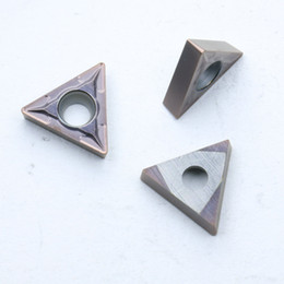 $enCountryForm.capitalKeyWord Australia - Tungsten Carbide inserts for Steel mild steel and 304 stainlesss steel TCMT110204 08 TCMT16T304 08 with PVD coating