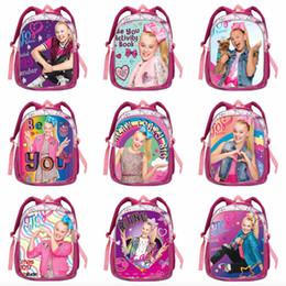 $enCountryForm.capitalKeyWord Australia - 16 Inch Kids jojo Backpack 17 styles Children Outdoor travel bag Printing backpack School Bags Teenagers Shoulder Student Bags DHL JY543