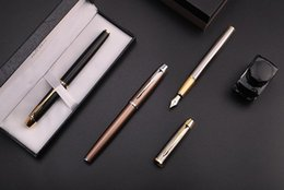 Wholesale Metal pen engraving jewelry signature pen commercial advertising gift customized logo