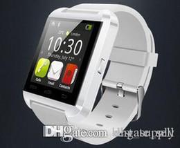 $enCountryForm.capitalKeyWord Australia - Bluetooth Smartwatch U8 U Watch Smart Watch Wrist Watches for iPhone 4 4S 5 5S Samsung S4 S5 Note 2 Note 3 HTC Android Phone Smartpho OTH014
