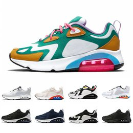 $enCountryForm.capitalKeyWord Australia - Hot White Black 200 Mens Running Shoes 200s Bordeaux Blue Desert Sand Royal Pulse Mystic Green Vast Grey Cushion trainers sports Sneakers