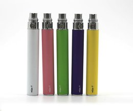 Ce4 Ce5 Pen Australia - E Cigarettes eGo-T Battery 650mAh 900mAh 1100mAh Ego T Batteries 510 Thread 10 Colors Available Fast Fit CE4 CE5 Vape Pen