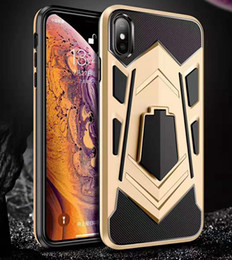 knife swords wholesale Australia - New Kickstand Phone Case for iPhone XS Max XR X iPhone 11 Pro Max 7 8 Plus 6S Knife and Sword Stand Hybird Cover Back