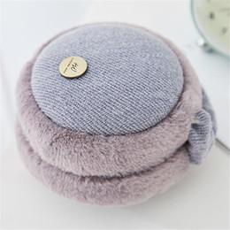 Korean earmuffs online shopping - 2018 new winter women s earmuffs fur cute earmuffs Korean version cut earshield