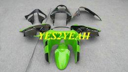 $enCountryForm.capitalKeyWord UK - Motorcycle Fairing kit for KAWASAKI Ninja ZX-9R ZX9R ZX 9R 98 99 ZX9R 1998 1999 Green black Fairings set+gifts KC09