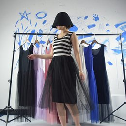 $enCountryForm.capitalKeyWord Australia - [gutu] Spring Fashion 2017, New Sleeveless Gauze Belt, Sleeveless Canned Children's Dress SH190808