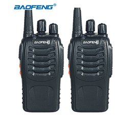$enCountryForm.capitalKeyWord NZ - 2pcs baofeng Black color 888s walkie talkie UHF ham radio 400-470MHZ Yellow color 5W Handheld portable radio for hunting