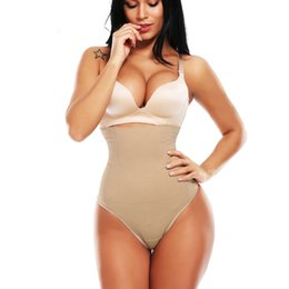 $enCountryForm.capitalKeyWord Australia - Moly Miss Women Shapewear High Waist Tummy Control Body Shaper Seamless Underwear Thong Panties Slimming Girdle Bodysuit Corset