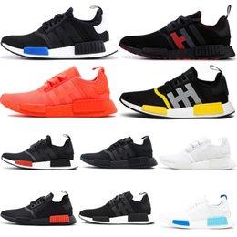 $enCountryForm.capitalKeyWord Australia - fashion R1 Running Shoes for Women Men OG Atmos Japan Solar Red Thunder Tri-Color Triple White Black Mens Trainers