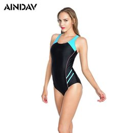 $enCountryForm.capitalKeyWord Australia - Maillot Athletic Training Trikini Sport Swimsuit One Piece Bathing Suit Women Monokini Racing Plus Size Swimwear