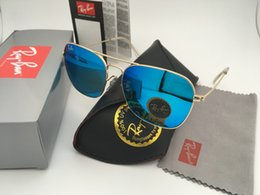$enCountryForm.capitalKeyWord Australia - Top!Designer Sunglasses High Quality Metal Hinge Sunglasses Classic style Men Glasses Women glasses Luxury UV400 Glass lens Original box