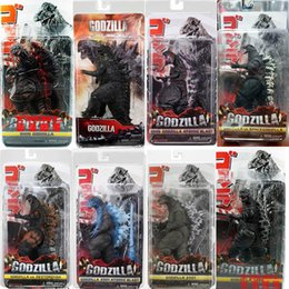Großhandel Ausgabe Godzilla Action Figure Klassik 12