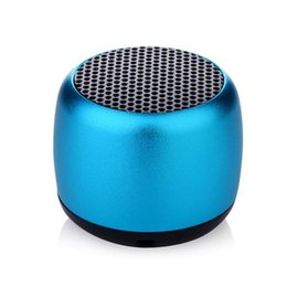 Chinese  bluetooth speakers Portable Small Pocket Size super mini wireless speaker Tiny Body Loud Voice with microphone for smarphones 20 manufacturers