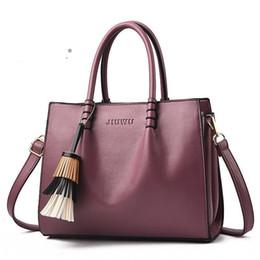 $enCountryForm.capitalKeyWord Canada - good quality New Women Tassel Handbag High Quality Casual Female Bags Ladies Large Bolsos Sweet Crossbody Bag Elegant Shoulder Bag