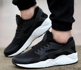 Ingrosso 2019 Vendita calda Scarpe Huraches For Men Sneakers donna Zapatillas Deportivas Scarpe Zapatos Hombre uomo donna Scarpe da ginnastica Marca Huarache