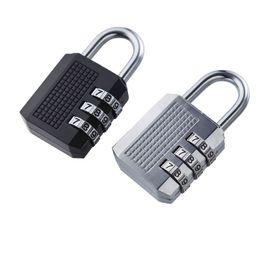 Number combiNatioN locks online shopping - 3 Digit Password Lock Number Combination Security Locks for Suitcase Coded Lock Luggage Cabinet Padlock ZC1839