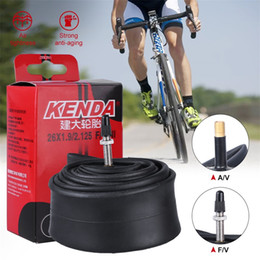 Kenda Bike Tire Butyl Rubber Bicycle inner tube 26'' 27.5'' Presta  Schrader Valve Tube For Mountain bicycle Road bike on Sale