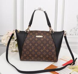 $enCountryForm.capitalKeyWord Australia - 54880 Leather palm print black shopping bag WOMEN HANDBAGS ICONIC BAGS TOP HANDLES SHOULDER BAGS TOTES CROSS BODY BAG CLUTCHES EVENING