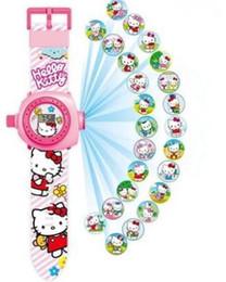 $enCountryForm.capitalKeyWord UK - 2019 New Sell Children's toy watch boy and girl team ultraman 3D projection cartoon electronic watch