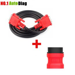 $enCountryForm.capitalKeyWord Australia - Free Shipping Autel MaxiDAS DS708 Main Test Cable + OBD 16Pin Adapter Connector OBD2 16 Pin for ds708 Best Quality