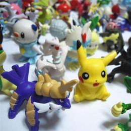 Mini Figurines Jouets Pokemon Distributeurs En Gros En Ligne