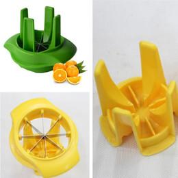 Kitchen Apple Peeler Australia - New home fruit splitter kitchen multi-function slicer lemon splitter cut apple fruit peeler Orange Easy Opener kitchen gadget T8I062