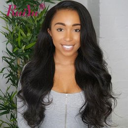 Human Hair for black women online shopping - 360 Lace Frontal Wig Body Wave Human Hair Wigs Pre Plucked With Baby Hair Malaysian Remy Hair Lace Front Wigs For Black Women