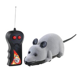 $enCountryForm.capitalKeyWord UK - Funny Remote Control Toy Mouse Wireless Rat Creative Toy for Children Playing or Teasing Pet Cat Dog