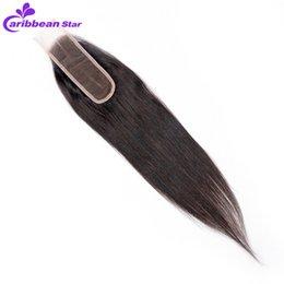$enCountryForm.capitalKeyWord Australia - 100% Human Hair 4X4 Lace Closure with Baby Hair Brazilian Straight Hair Body Wave Top Lace Closure Free Middle Three Part Peruvian Malaysian