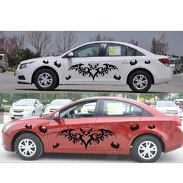 $enCountryForm.capitalKeyWord NZ - Bats Totem Modified Decoration Car Body Sticker Car Cover