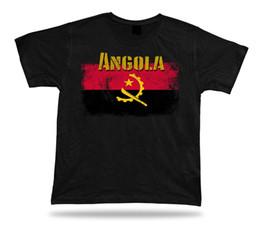 $enCountryForm.capitalKeyWord Australia - Angola flag Tshirt T-shirt Tee top city map United Nations catholic PRIDE gift 100% cotton cool lovely summer t-shirt Tops