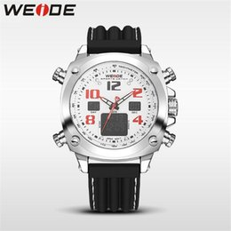 $enCountryForm.capitalKeyWord Australia - WEIDE WH5208-2C Men Silicone Strap Diver New Product Colorful LCD Digital Big Face OEM Automatic Watch