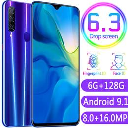 هاتف جود فون الذكي أندرويد 9.1 6 جرام + 128 جيجابايت أعلى جودة بأفضل سعر 18: 9 6.3