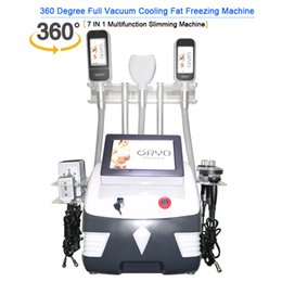 portable lipo cavitation machine UK - portable cavitation machine lipo laser radio frequency ultrasonic cavitation slimming machine cryo slimming freezing fat machine
