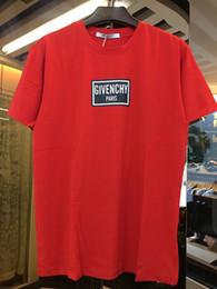 high end t shirt brands 2019 - Printing tiger 2018 fashion brand breathable short-sleeved summer designer men T-shirt high-end cultivate one's mor