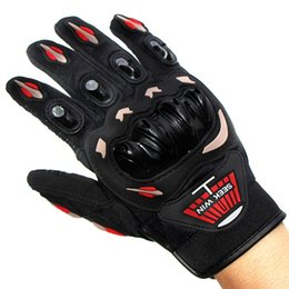$enCountryForm.capitalKeyWord UK - Hot Sale Fashion New Full Finger Motorcycle Gloves Motocross Luvas Guantes Moto Protective Gears Glove Cycling Riding Bicycle Outdoor Gloves