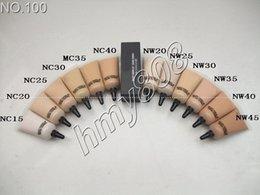 Natural Cover Makeup Canada - Makeup Face Select Cover-up Cache-cernes Concealer Long-Lasting Natural Moisturizer Primer Concealer 10ml