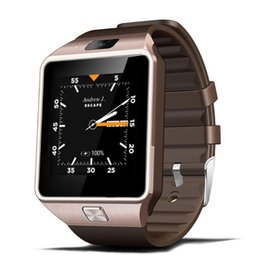 $enCountryForm.capitalKeyWord Australia - 20X SMARCENT 3G WIFI QW09 Android Smart Watch 512MB 4GB Bluetooth 4.0 Real-Pedometer SIM Card Call Anti-lost Smartwatch free DHL